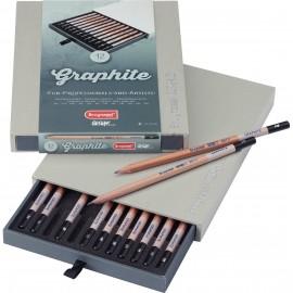 Zestaw ołówków Talens Bruynzeel Design 12 sztuk