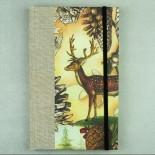 Bomo Art Half Fabric Bound Journal