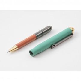 Długopis TRC BRASS Factory Green Edycja Limitowana