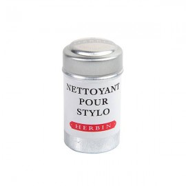 J. Herbin Nettoyant Pour Stylo Pen Clearing Solution in Cartridges