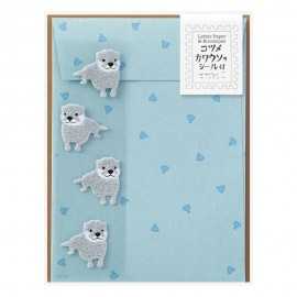Letter Set 760 with Sticker