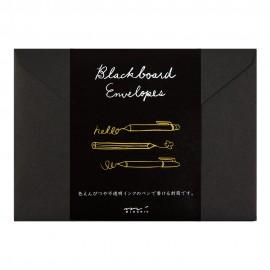 Midori Blackboard Envelopes