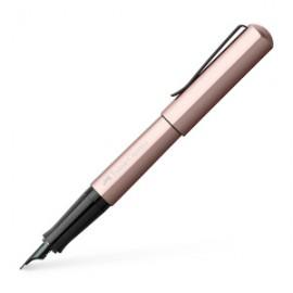Pióro wieczne Faber-Castell Hexo Różowe