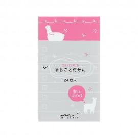 Karteczki Midori Sticky Memo To Do List