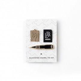 Blackwing Blueprint Pin Set