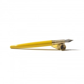 Ferris Wheel Press The Brush Fountain Pen Sunset Yellow PREORDER