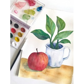 Farby akwarelowe Kuretake Zig Transparent Watercolor Palette