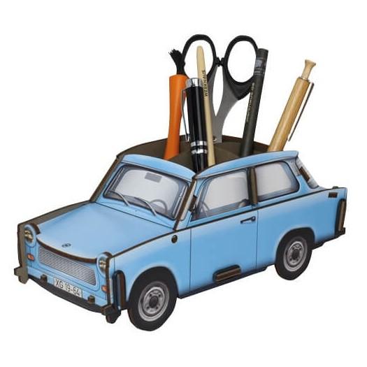 WERKHAUS Desk Oragniser Trabant 601 Blue