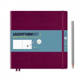 Leuchtturm 1917 Notebook Square Plain
