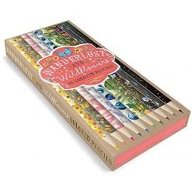 Kredki Chronicle Books Wanderlust and Wildflowers