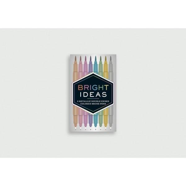 Zestaw Brush Penów Bright Ideas