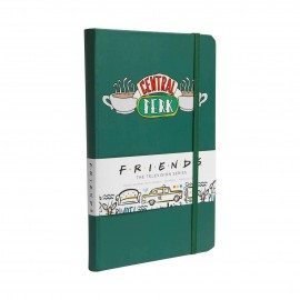Friends Central Perk Lined Notebook