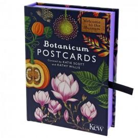 Zestaw kartek pocztowych Botanicum Postcards