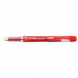 Platinum Preppy Fountain Pen Red