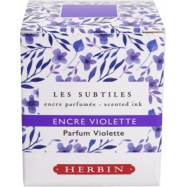 J. Herbin Perfum Fountain Pen Ink 30 ml Encre Violette