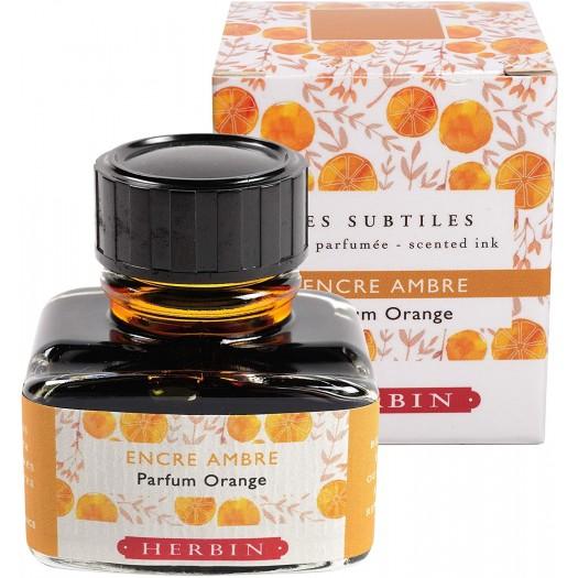 J. Herbin Perfum Fountain Pen Ink 30 ml Encre Ambre