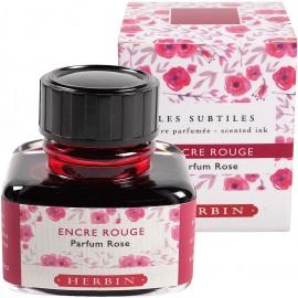 Atrament zapachowy J. Herbin 30 ml Encre Rouge