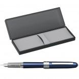 Platinum Plaisir Fountain Pen Blue