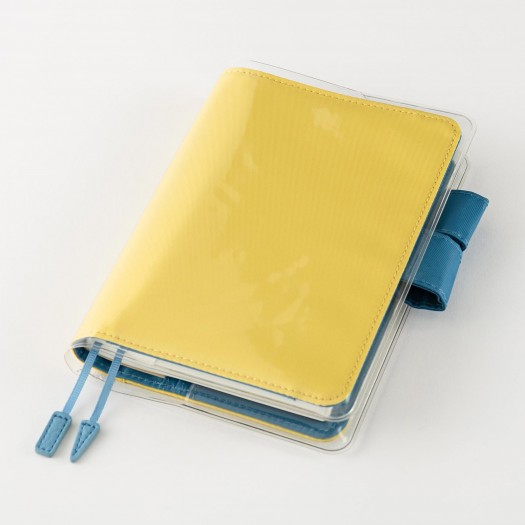 Hobonichi Weeks Cover on Cover A6