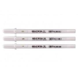 Zestaw pisaków Sakura Gelly Rol Bright White