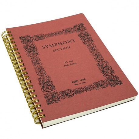 Life Synphoy notebook