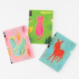 Foldery Hobonichi Folder Set Ryoji Arai A6