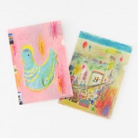 Foldery Hobonichi Folder Set Ryoji Arai A5