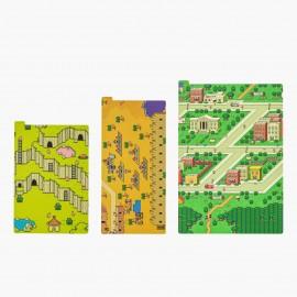 Liniuszek Hobonichi Pencil Board: Weeks Mother
