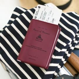 Etui na paszport ICONIC Flying Passport Case
