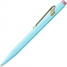 Caran D'Ache Ballpoint pen 849 Claim Your Style Bluish Pale