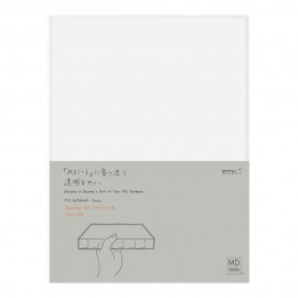 Clear Cover MD Paper Journal Codex A5