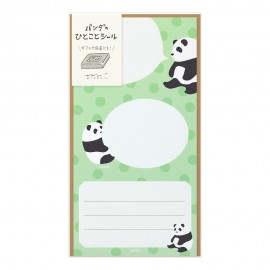Midori Notebook Stickers