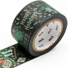 MT Tape Christmas 2020: Blackboard Christmas