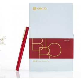 KACO Brio Fountain Pen Red