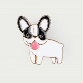 Enamel Pin SUCK UK Pug
