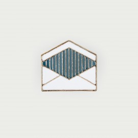 Pin SUCK UK Papierowy Koperta