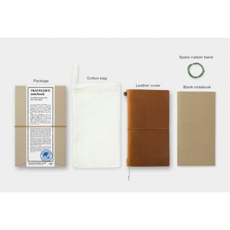 Notatnik Traveler's Notebook Camel