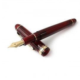 Platinum Fountain Pen Century 3776 Bourgogne New
