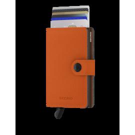 Portfel SECRID Miniwallet Yard Orange