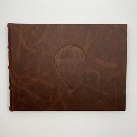Bomo Art Full Leather Bound Sketchbook