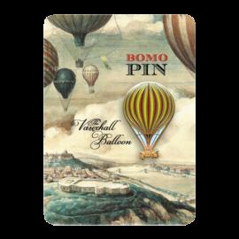 Pin Bomo Art Balon
