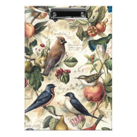 Bomo Art Clipboard Birds