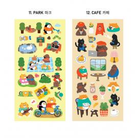 Naklejki ICONIC Haru Joy Mini Removable Sticker