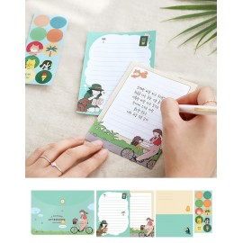 ICONIC Pocket Letter Set