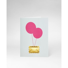 OCTAEVO Greeting Card Airmail