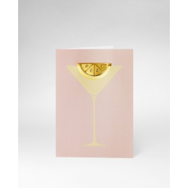 OCTAEVO Greeting Card Coctail