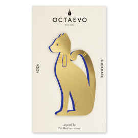 OCTAEVO Bookmark Aziza