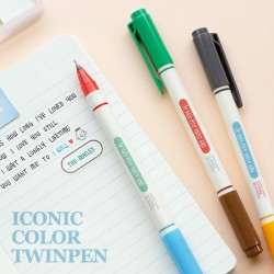 ICONIC twin pen