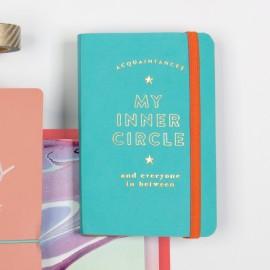My Inner Circle Pocket Address Book