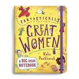 Fantastically Great Women Notebook